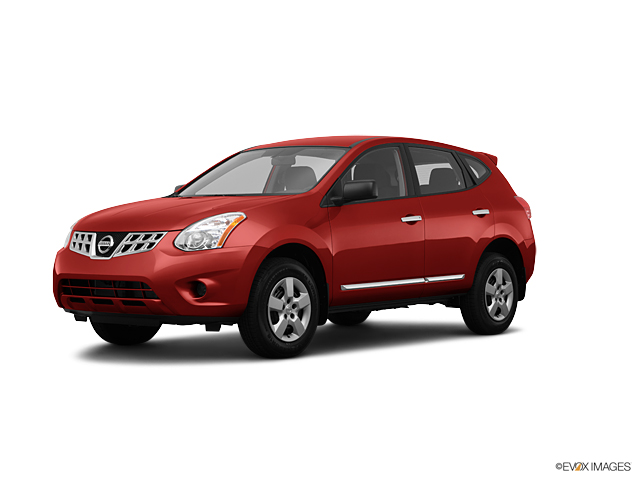 2013 Nissan Rogue Vehicle Photo in Edinburg, TX 78542