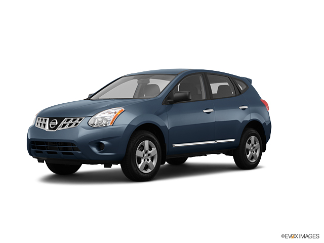 2013 Nissan Rogue Vehicle Photo in Rockford, IL 61107