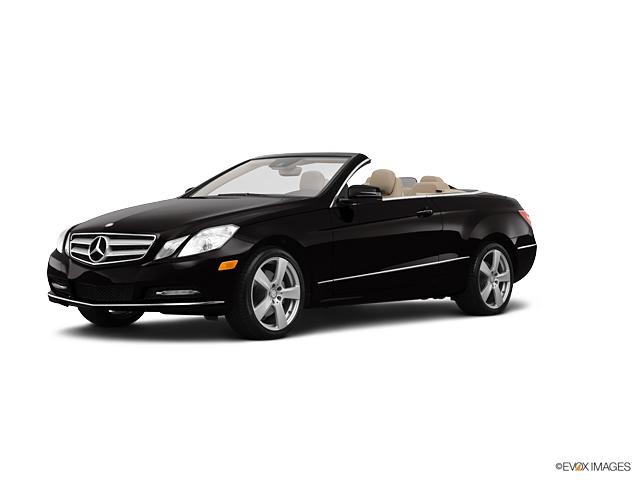 2013 Mercedes-Benz E-Class Vehicle Photo in Houston, TX 77074