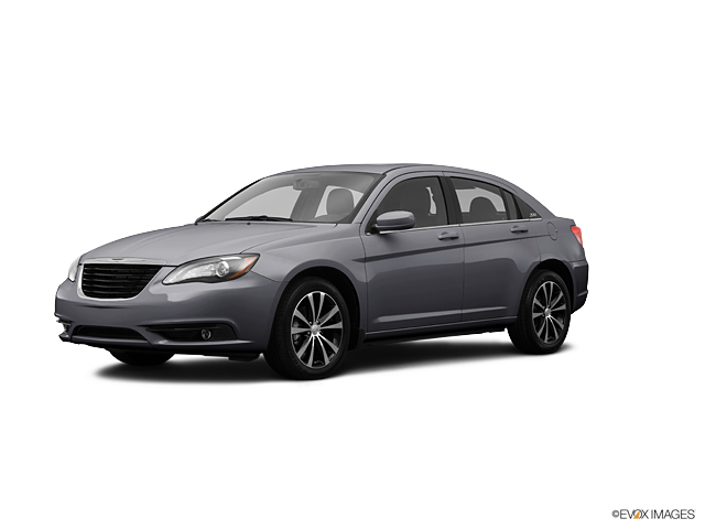 2013 Chrysler 200 Vehicle Photo in Colorado Springs, CO 80905