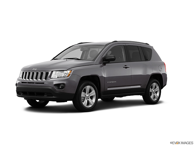 2013 Jeep Compass Vehicle Photo in Merrillville, IN 46410