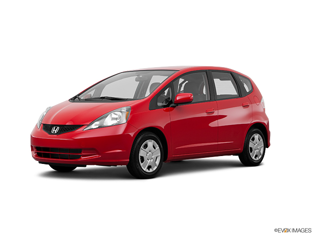 2013 Honda Fit Vehicle Photo in Laurel , MD 20724
