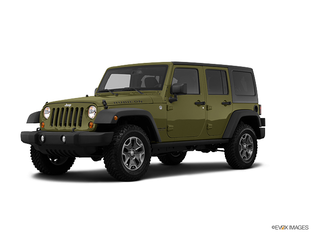 2013 Jeep Wrangler Unlimited Vehicle Photo in Medina, OH 44256
