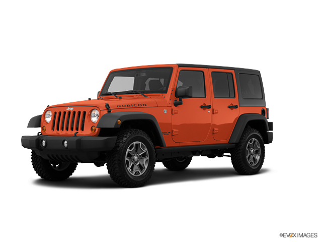 2013 Jeep Wrangler Unlimited Vehicle Photo in North Canton, OH 44720
