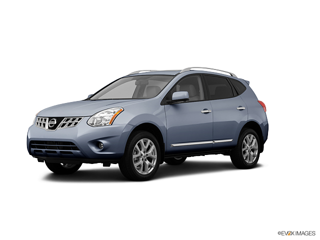 Frosted Steel Metallic 2013 Nissan Rogue Used Suv For Sale In Delano