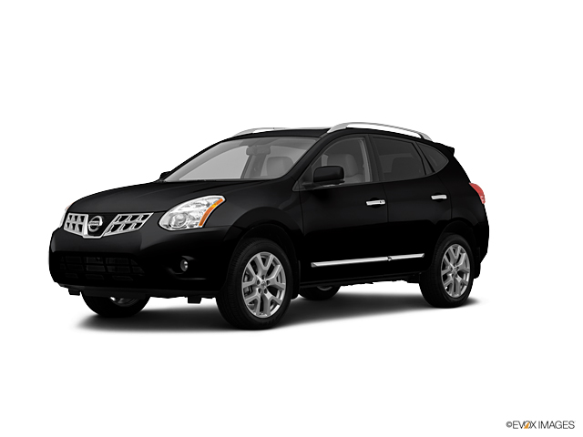 2013 Nissan Rogue Vehicle Photo in Midlothian, VA 23112