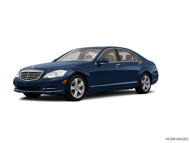 2013 Mercedes-Benz S-Class Vehicle Photo in Akron, OH 44303