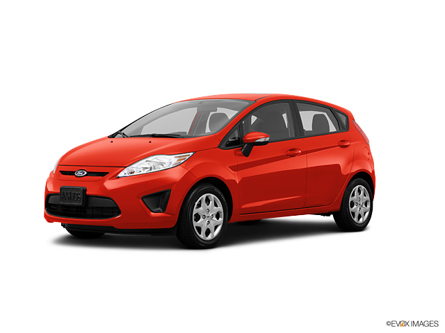2013 Ford Fiesta Vehicle Photo in Rock Hill, SC 29731