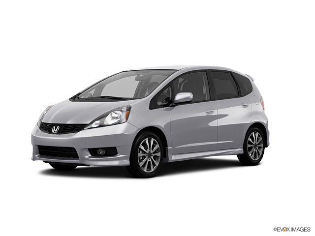 2013 Honda Fit Vehicle Photo in Concord, NC 28027