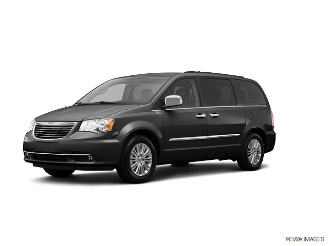 2013 Chrysler Town & Country Vehicle Photo in Hudsonville, MI 49426