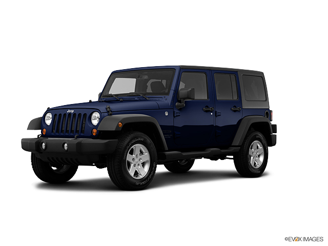 2013 Jeep Wrangler Unlimited Vehicle Photo in Joliet, IL 60435