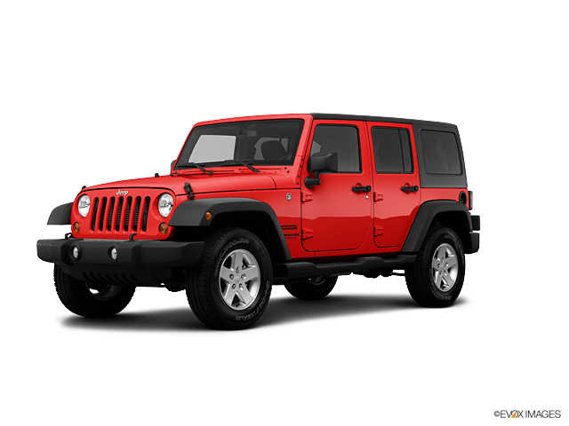 2013 Jeep Wrangler Unlimited Vehicle Photo in Janesville, WI 53545