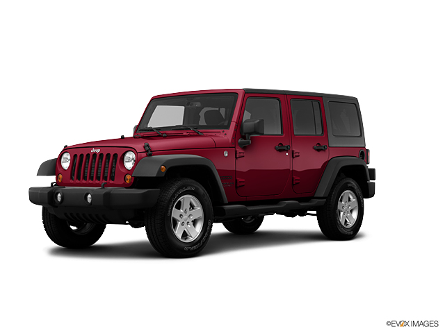 2013 Jeep Wrangler Unlimited Vehicle Photo in Wasilla, AK 99654