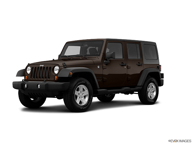 2013 Jeep Wrangler Unlimited Vehicle Photo in Vincennes, IN 47591