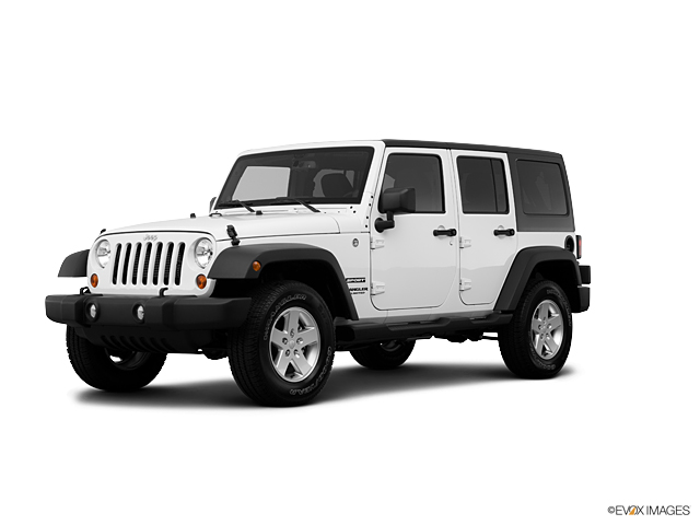 2013 Jeep Wrangler Unlimited Vehicle Photo in Evanston, WY 82930