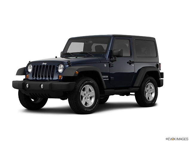 2013 Jeep Wrangler Vehicle Photo in Akron, OH 44312