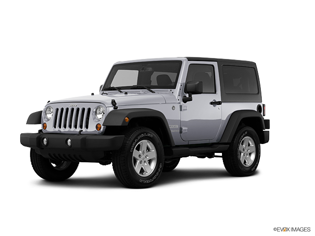 2013 Jeep Wrangler Vehicle Photo in Boonville, IN 47601
