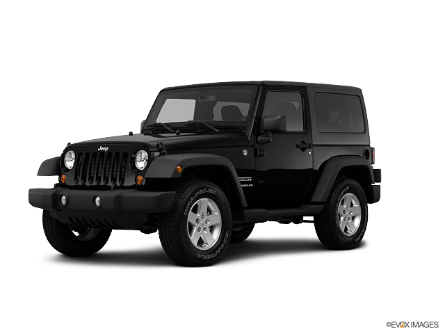 2013 Jeep Wrangler Vehicle Photo in Spokane, WA 99207