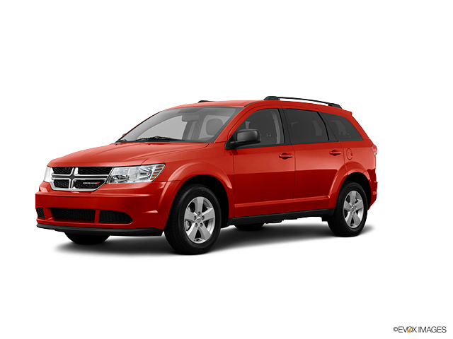 2013 Dodge Journey Vehicle Photo in Vincennes, IN 47591
