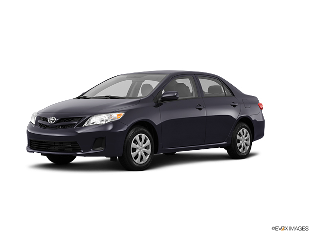 2013 Toyota Corolla Vehicle Photo in Oak Lawn, IL 60453