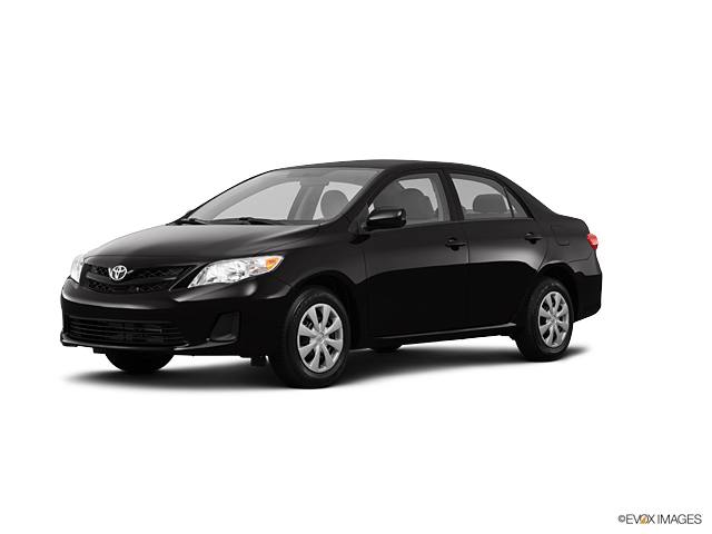 2013 Toyota Corolla Vehicle Photo in Janesville, WI 53545
