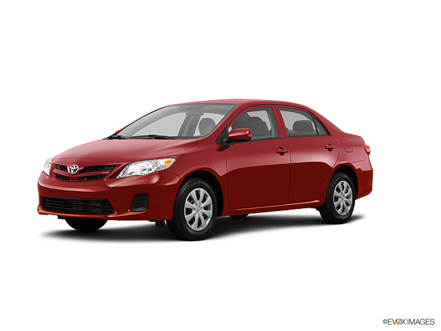 2013 Toyota Corolla Vehicle Photo in Hudson, MA 01749