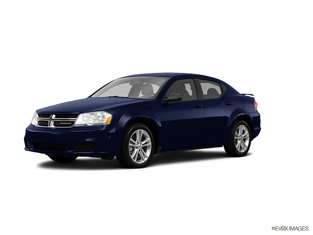 2013 Dodge Avenger Vehicle Photo in Colorado Springs, CO 80920