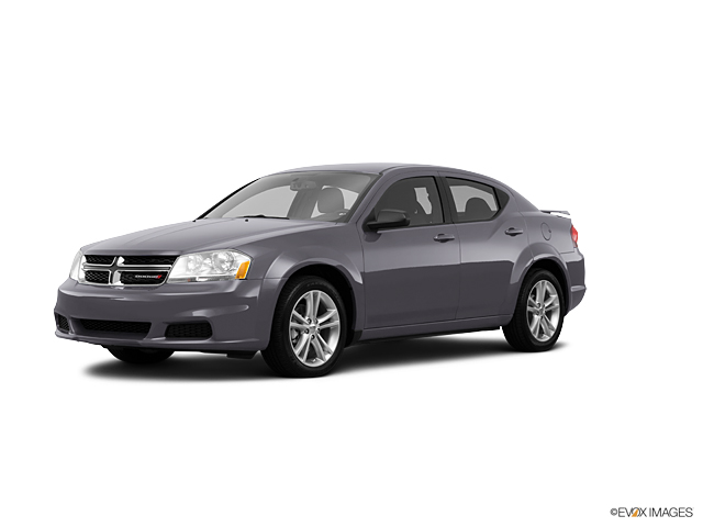 2013 Dodge Avenger Vehicle Photo in Mansfield, OH 44906