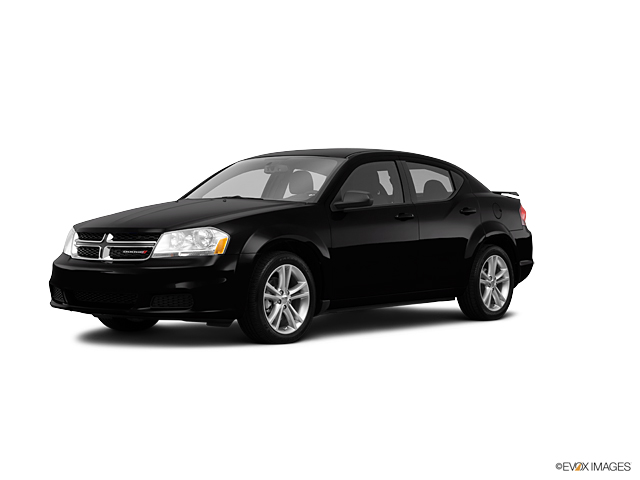 2013 Dodge Avenger Vehicle Photo in Colorado Springs, CO 80905