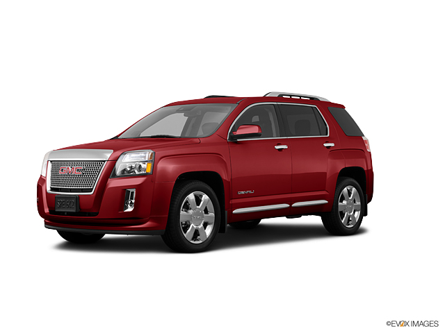 2013 GMC Terrain Vehicle Photo in Vincennes, IN 47591
