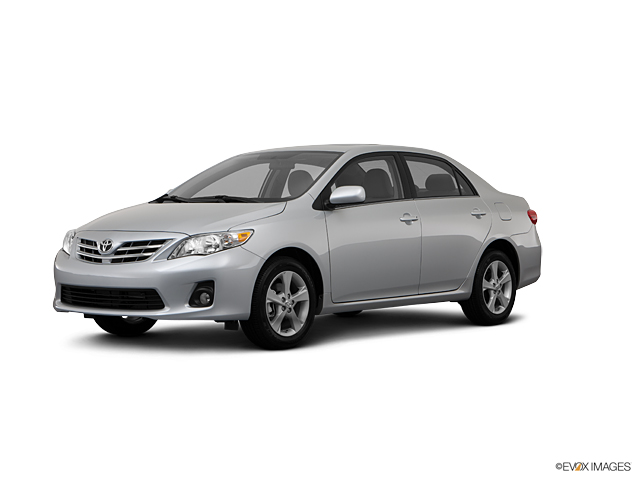 2013 Toyota Corolla Vehicle Photo in Mission, TX 78572