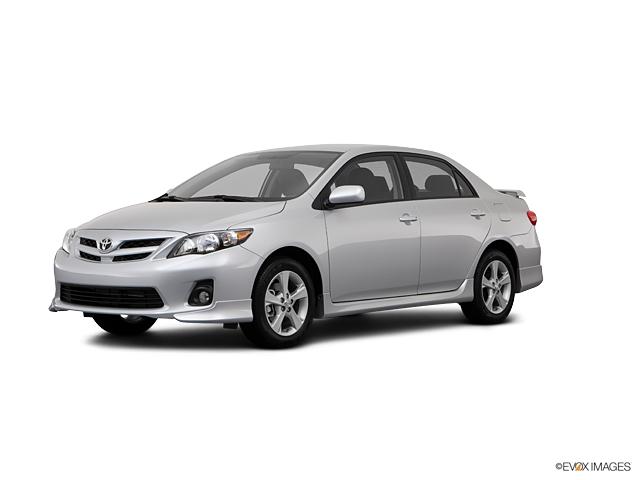 2013 Toyota Corolla Vehicle Photo in Baton Rouge, LA 70806