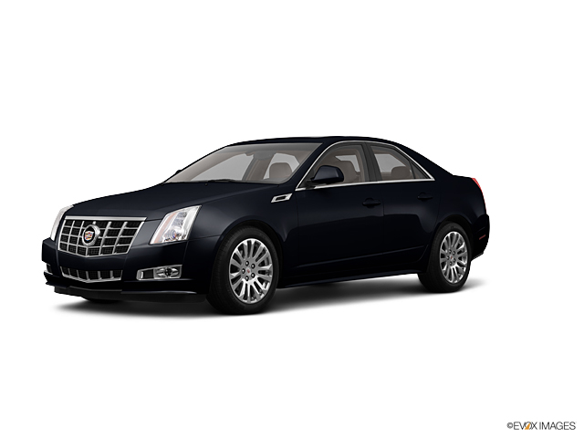 2013 Cadillac CTS Sedan Vehicle Photo in Madison, WI 53713