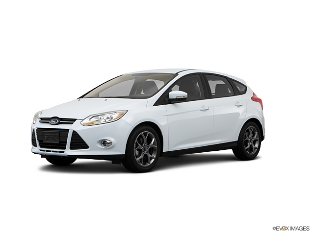 2013 Ford Focus Vehicle Photo in Joliet, IL 60435