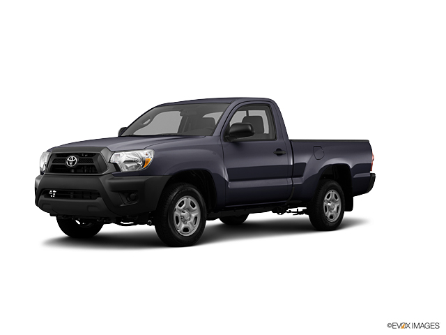 2013 Toyota Tacoma Vehicle Photo in Decatur, IL 62526