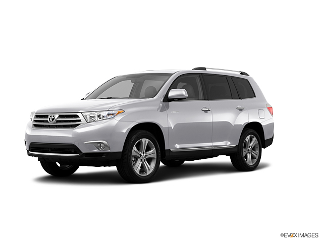 2013 Toyota Highlander Vehicle Photo in Cary, NC 27511