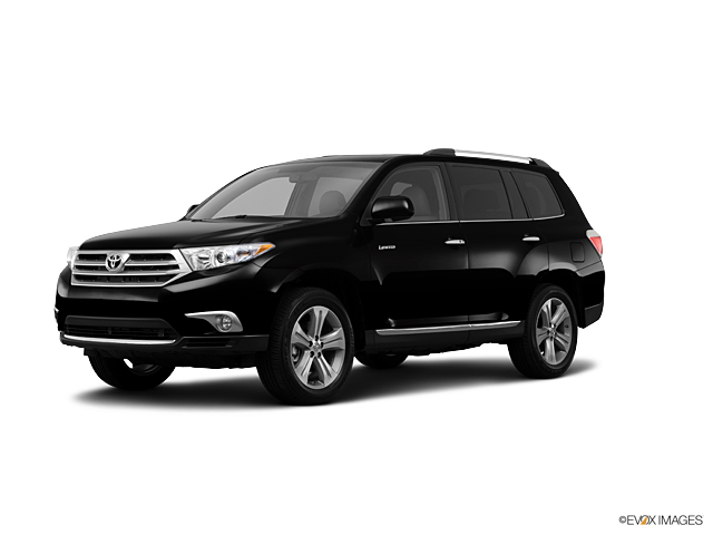 2013 Toyota Highlander Vehicle Photo in Wendell, NC 27591