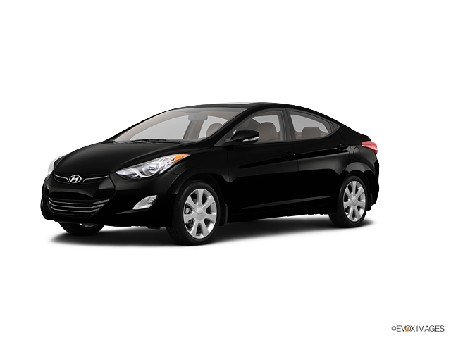 2013 Hyundai Elantra Vehicle Photo in Danbury, CT 06810