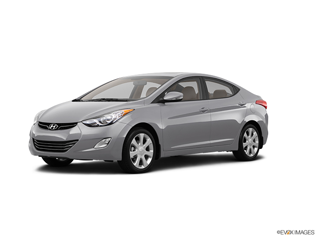 2013 Hyundai Elantra Vehicle Photo in Concord, NC 28027