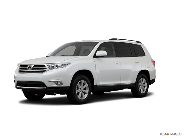 2013 Toyota Highlander Vehicle Photo in Plainfield, IL 60586-5132