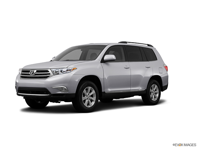 2013 Toyota Highlander Vehicle Photo in Lafayette, LA 70503