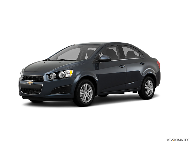 2013 Chevrolet Sonic Vehicle Photo in Appleton, WI 54914