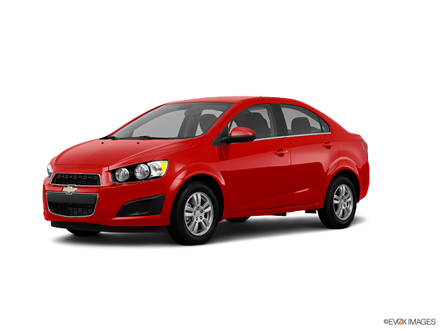2013 Chevrolet Sonic Vehicle Photo in Owensboro, KY 42303