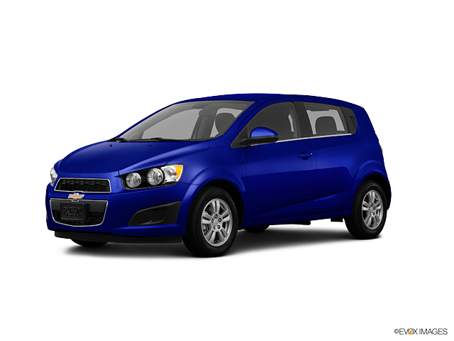 2013 Chevrolet Sonic Vehicle Photo in Vincennes, IN 47591