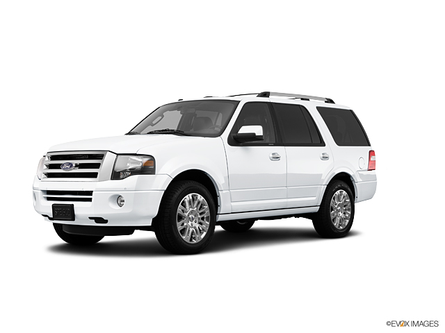 Used oxford white 2013 ford expedition xlt for sale for Musser motors in terrell texas
