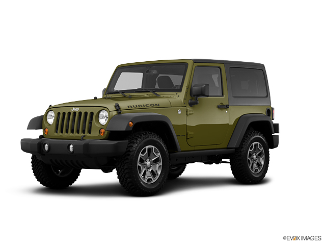 2013 Jeep Wrangler Vehicle Photo in Colorado Springs, CO 80920