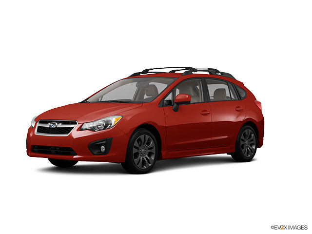 2013 Subaru Impreza Wagon Vehicle Photo in Casper, WY 82609