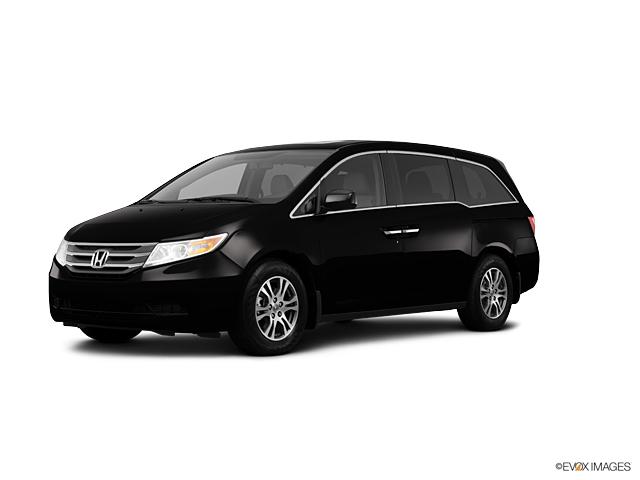 2013 Honda Odyssey Vehicle Photo in Elyria, OH 44035