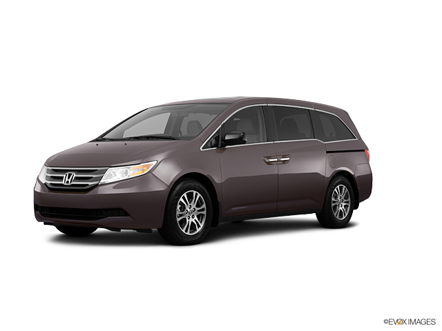 2013 Honda Odyssey Vehicle Photo In San Angelo TX 76903