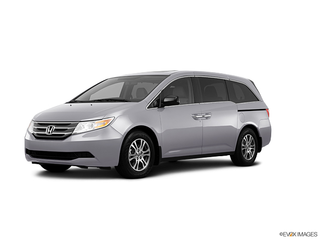 2013 Honda Odyssey Vehicle Photo in Joliet, IL 60435